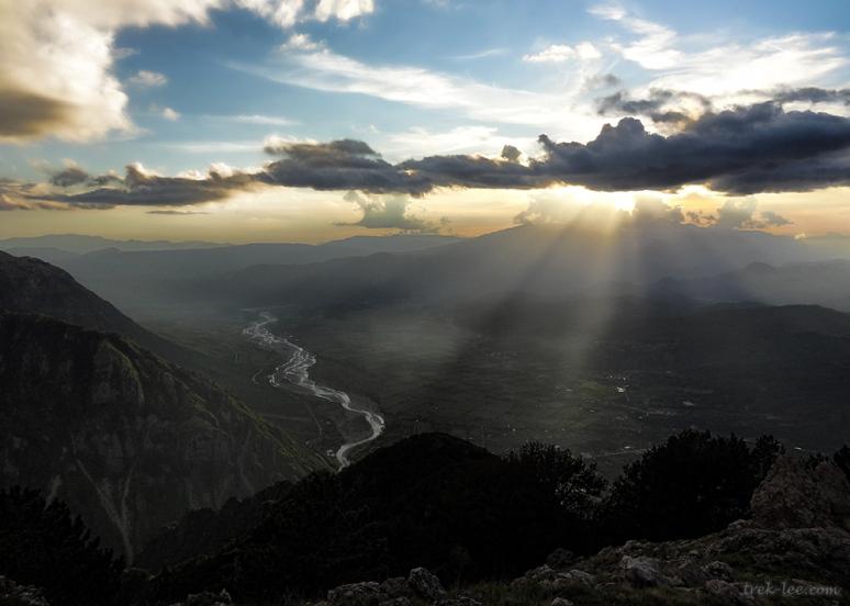 κοιλάδα Αώου Τραπεζίτσα Αωος ποταμός Κόνιτσα Konitsa valley Aoos
