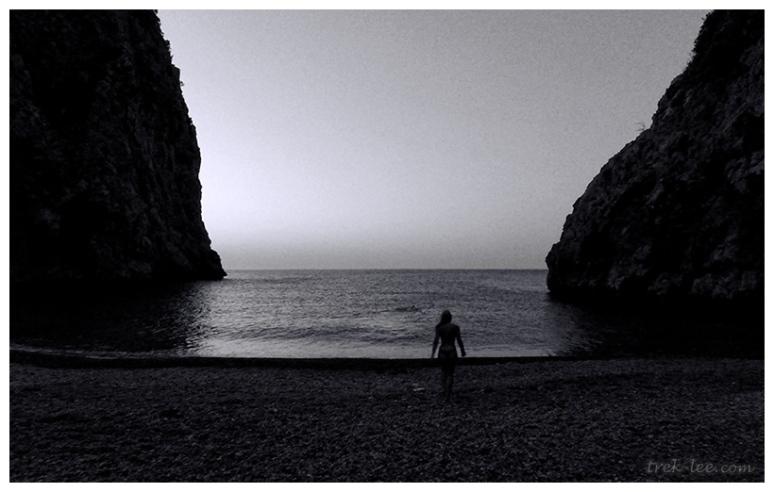Afternoon swim Evoia Vythouri Ευβοια Βυθουρι camping